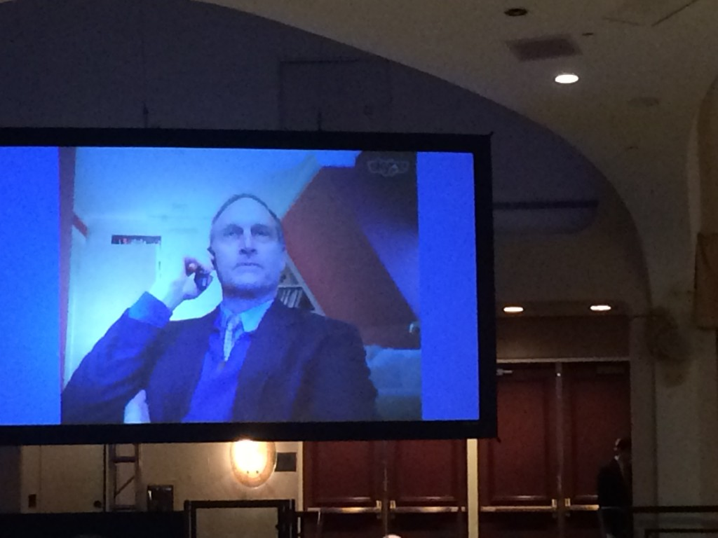 Paubox at ONC 2015 - Skype is Not HIPAA Compliant