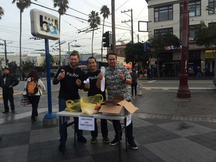 Paubox Gives Back to the Mission