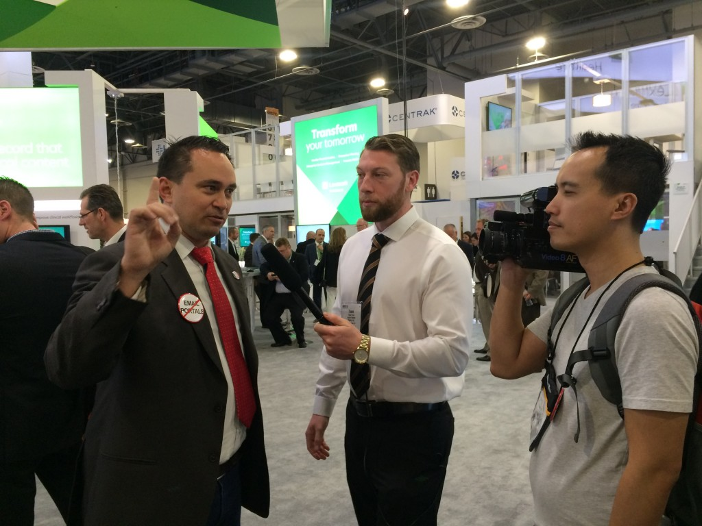 HIMSS16 Day Two: Make the Internet Great Again