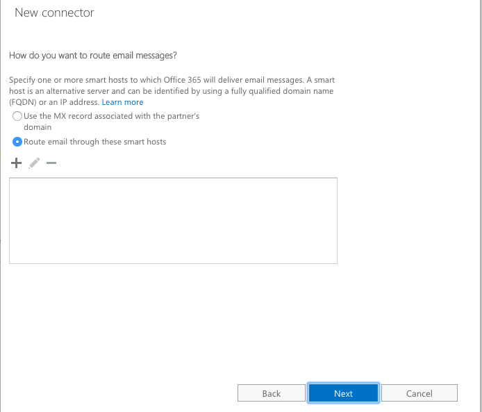 Configuring Paubox with Office 365 for GoDaddy