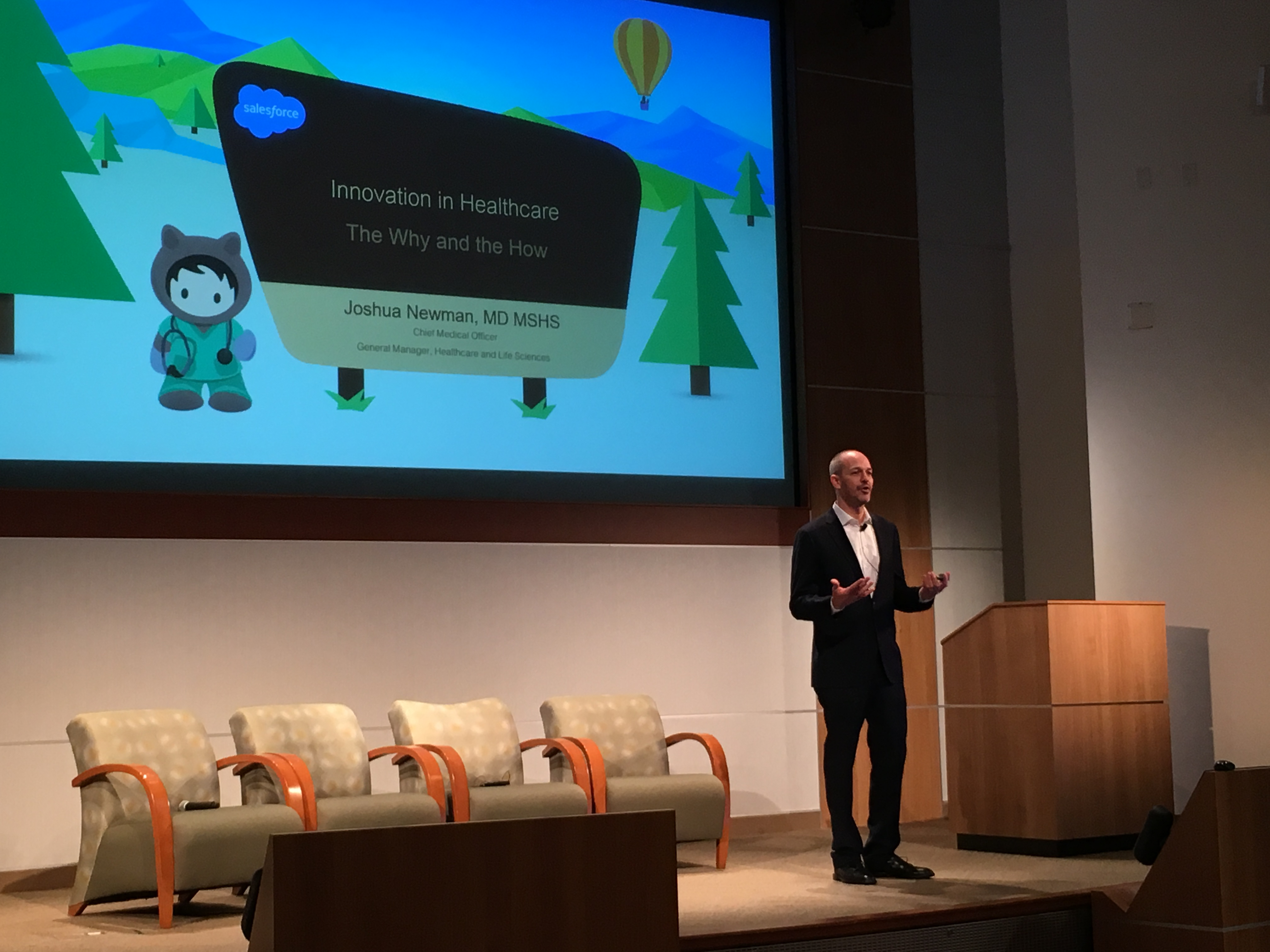 HIMSS Keynote Address: Method Versus the Product – Lessons on Innovation from Outside Healthcare - Paubox