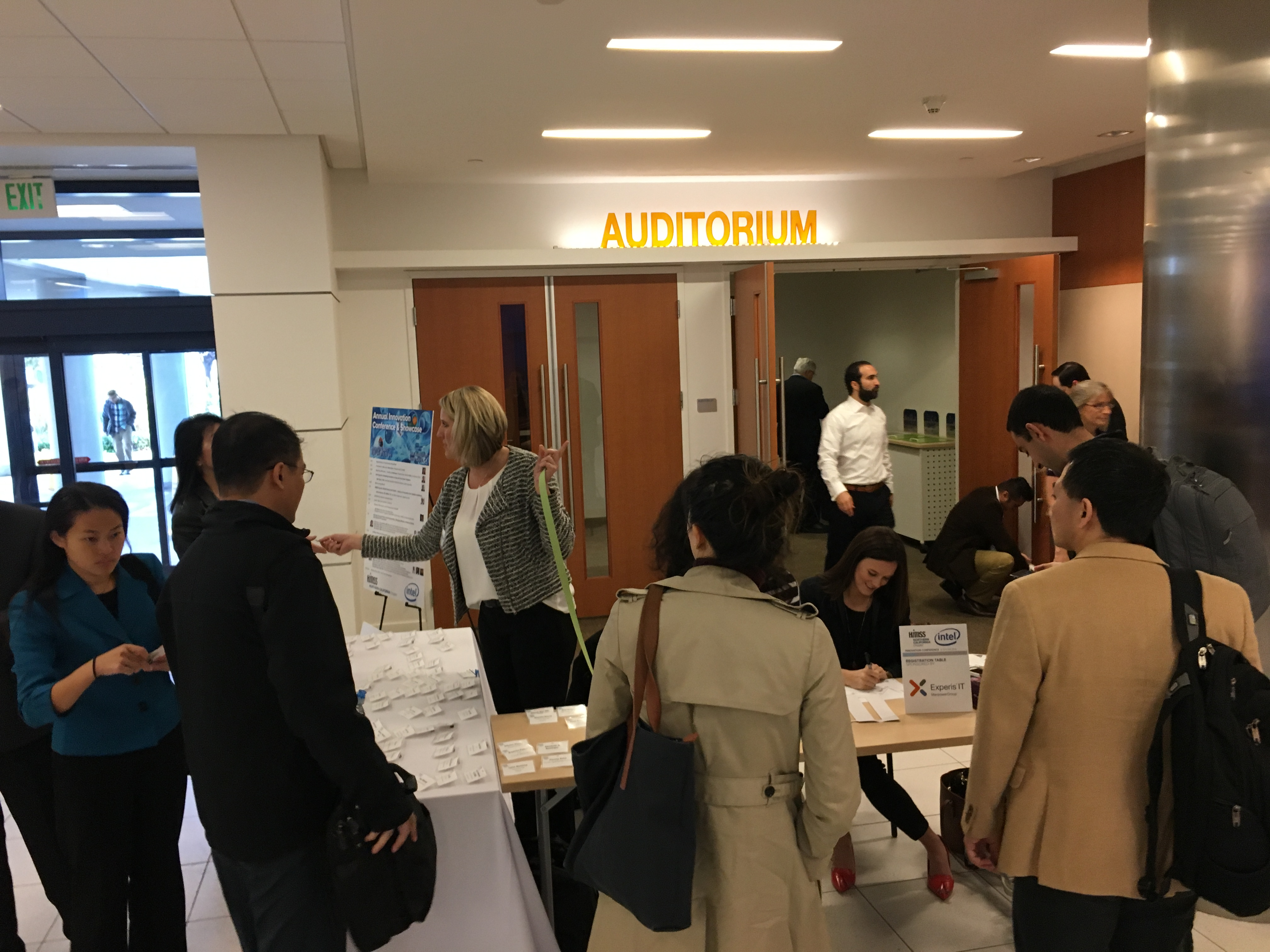 Norcal HIMSS Innovation Showcase Conference Registration - Paubox