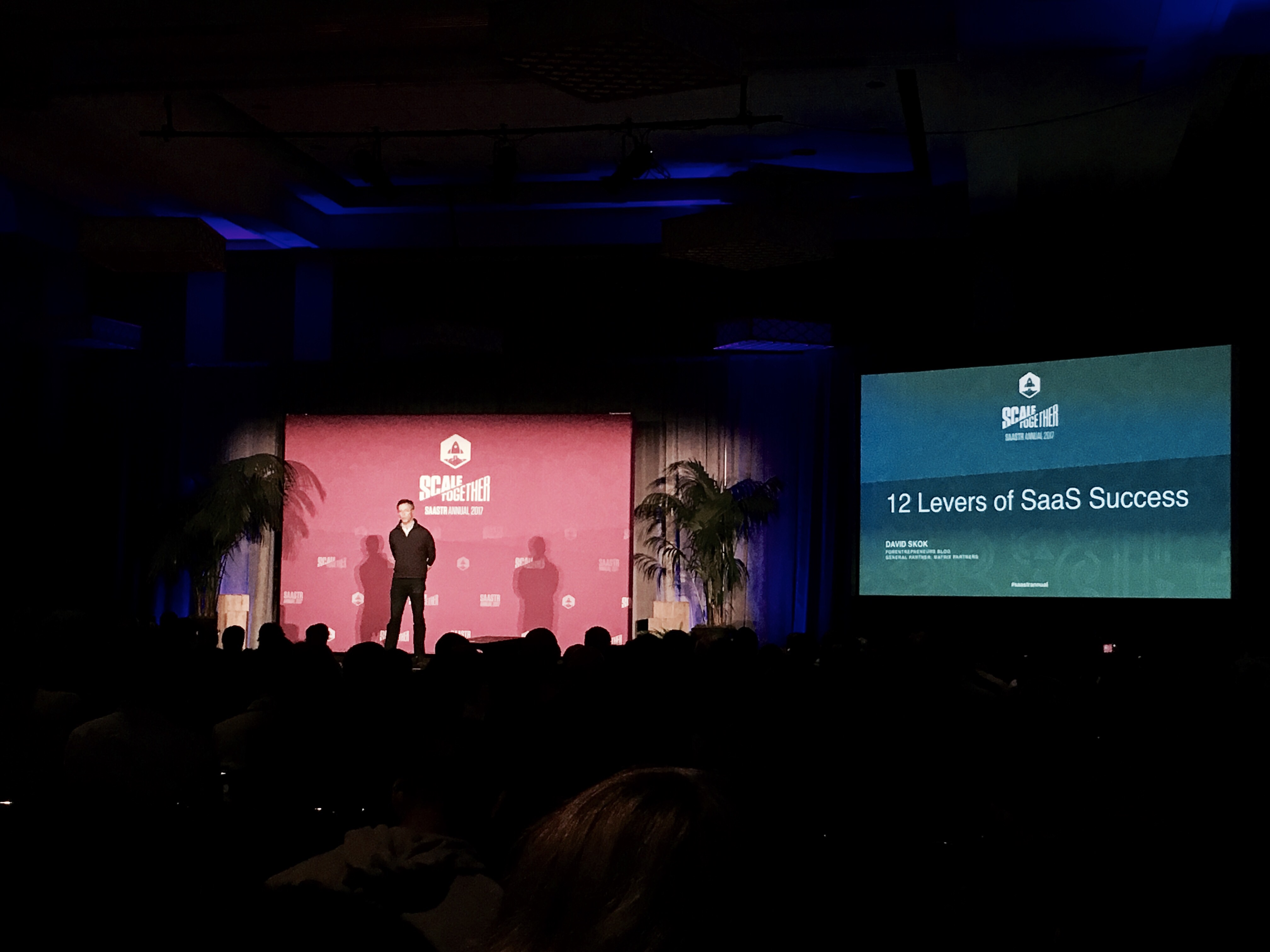 My Takeaways from SaaStr Annual 2017 Conference (Day 2) - Paubox