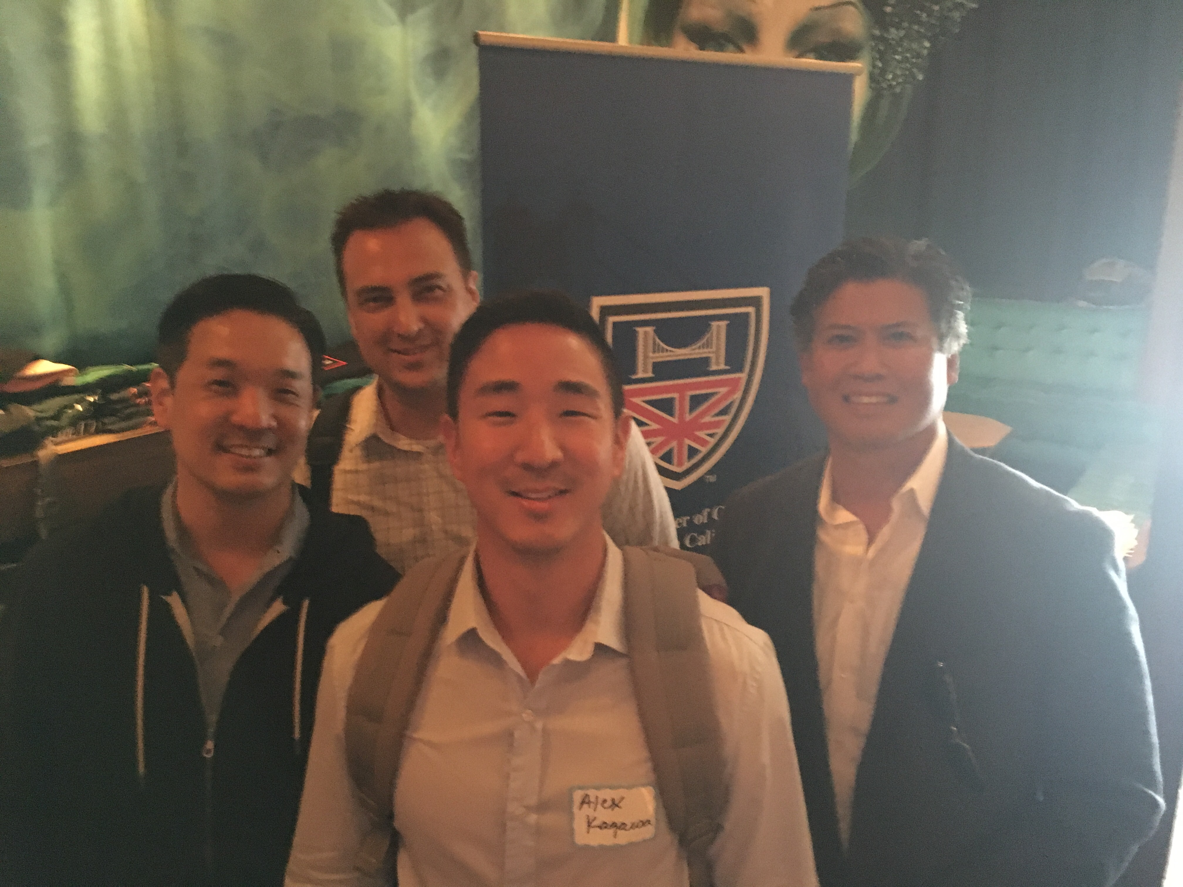 HCCNC Spring Business Mixer in North Beach - Paubox