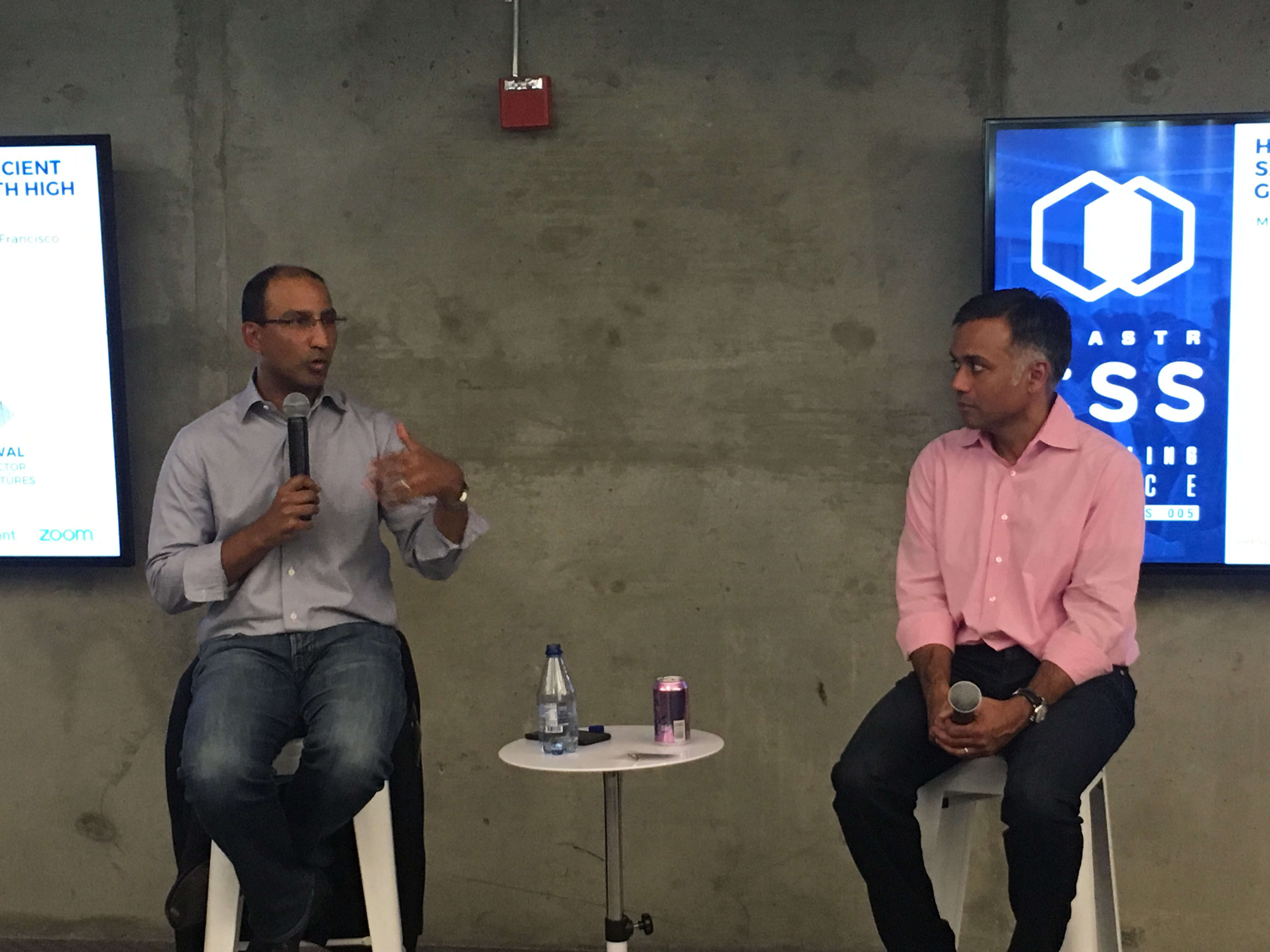 Sameer Dholakia and Ajay Agarwal recollecting early days at Trilogy - Paubox