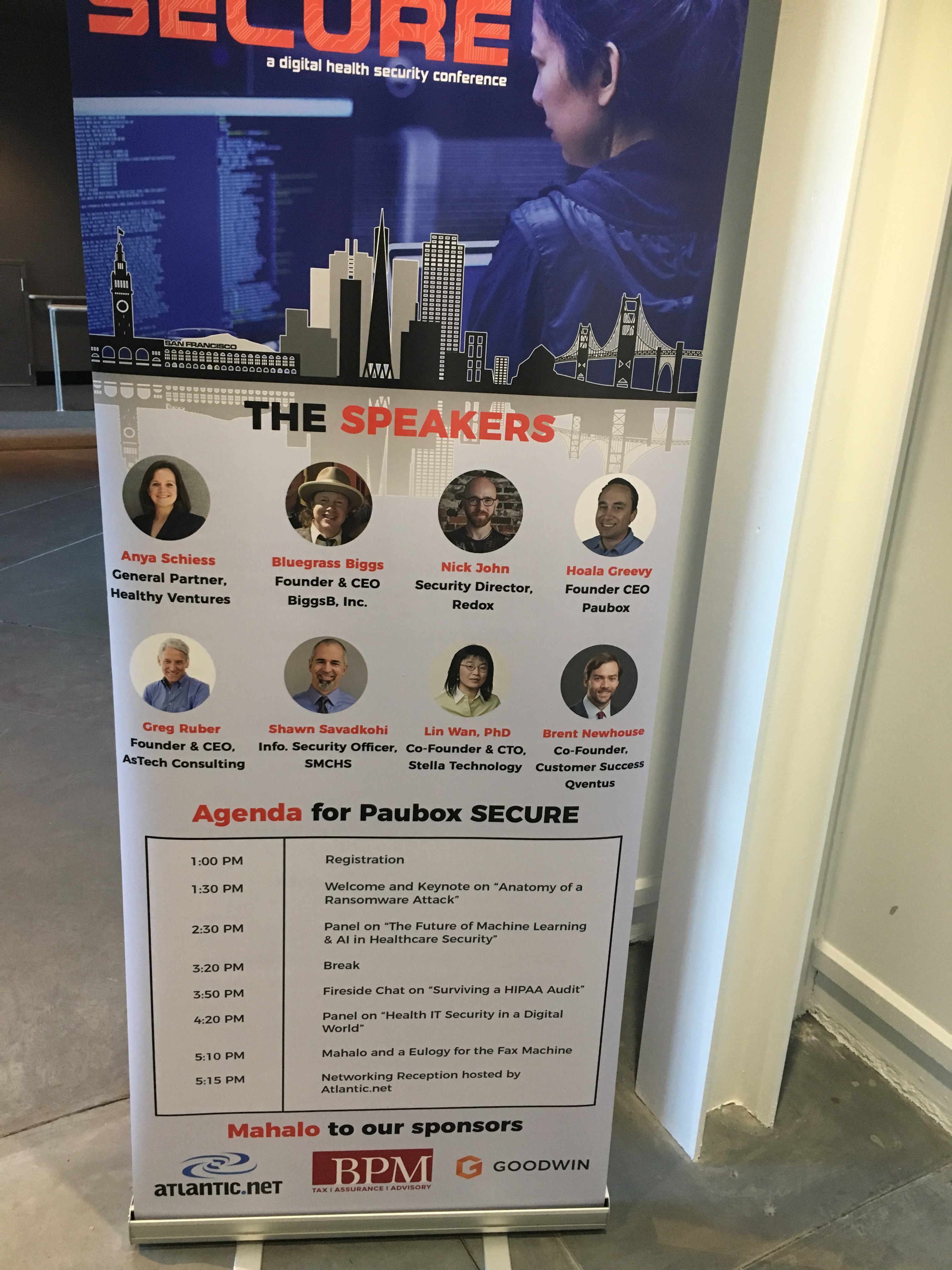 A Look Inside the First Ever HIPAA Compliant Email Conference - Paubox
