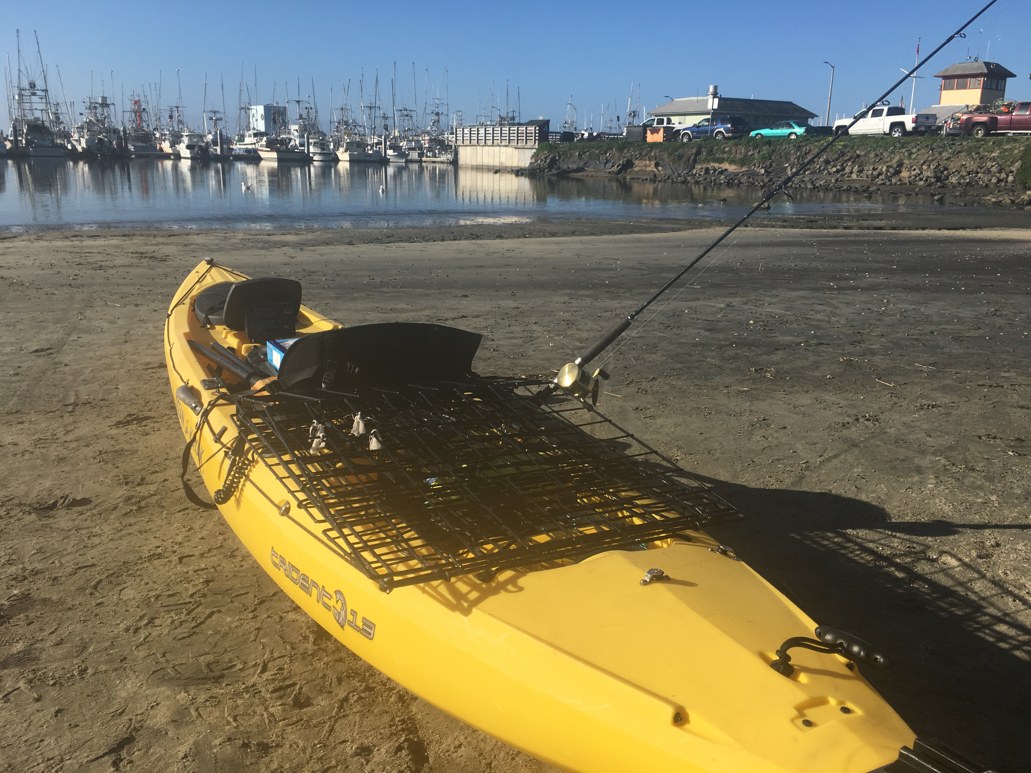 Kayak Fishing for Dungeness Crabs in Silicon Valley - Paubox