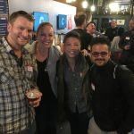 Goodwin Law and Paubox Social Mixer for 500 Startups Health Track