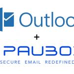 Does Microsoft Outlook Work With Paubox?