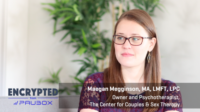 maegan megginson, center for couples and sex therapy, paubox customer success