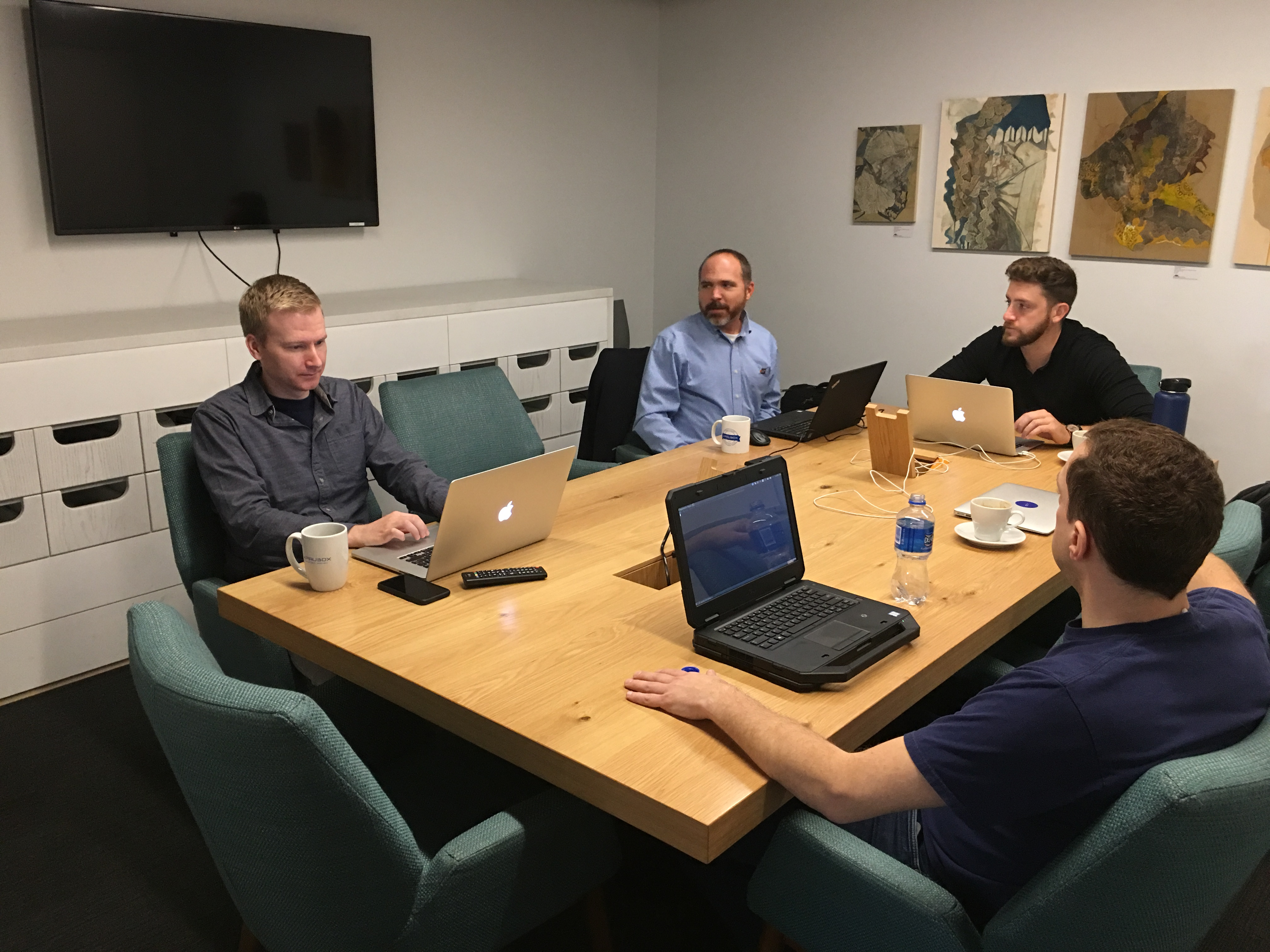 HITRUST CSF Gap Analysis (Day 3) for a Silicon Valley Startup