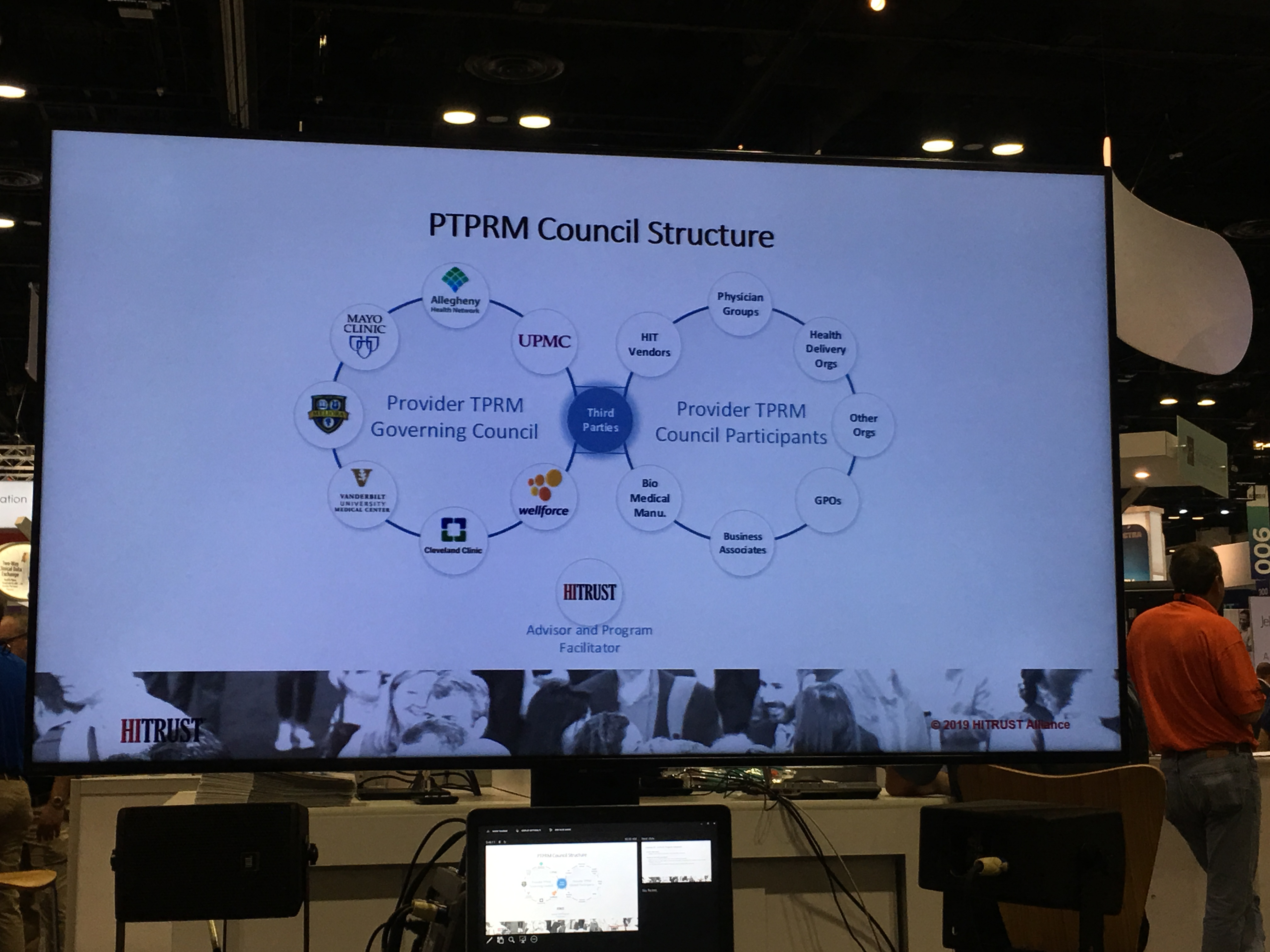 Provider Third-Party Risk Management | Taylor Lehmann HIMSS19