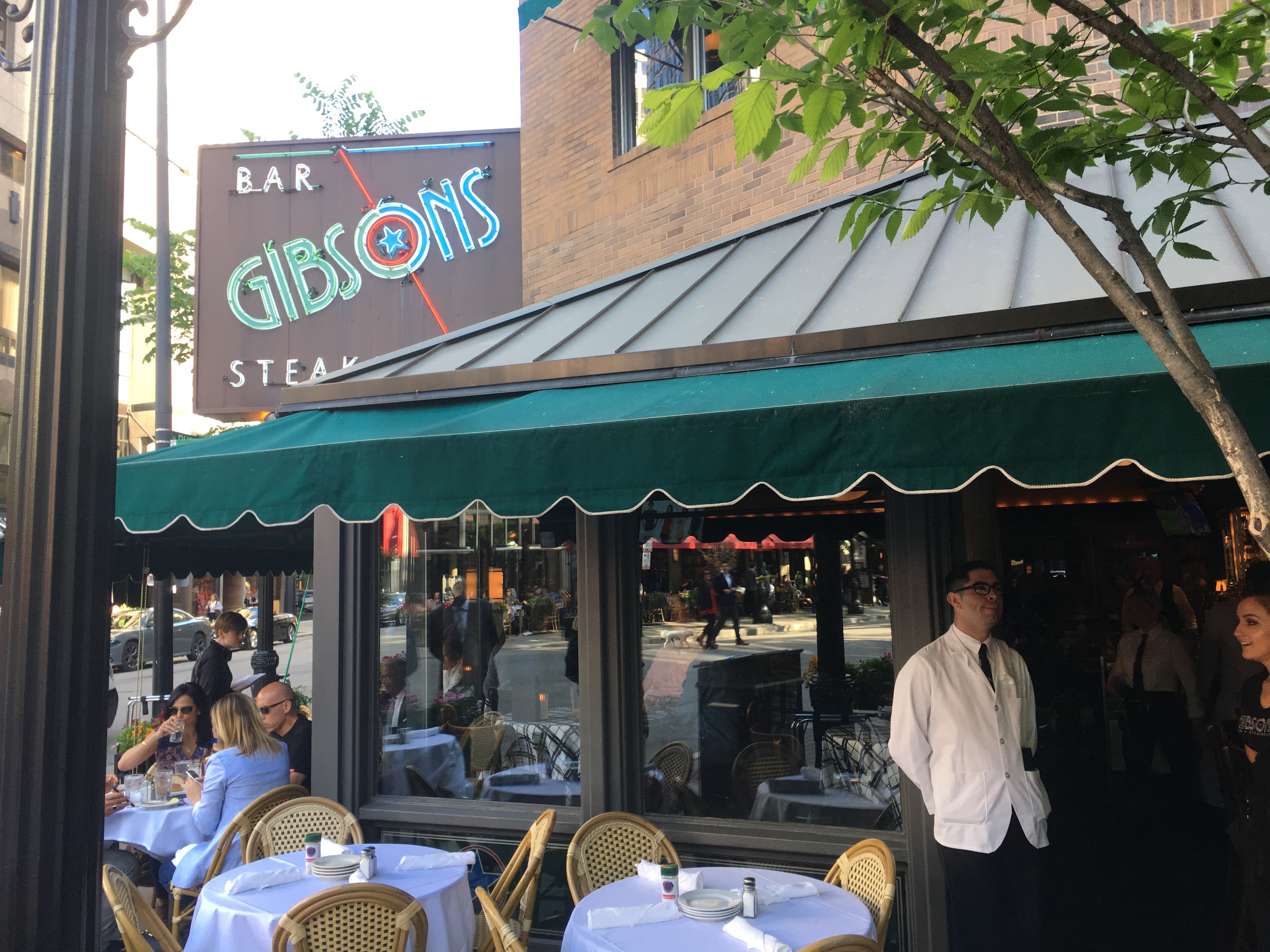 Gibson's Bar & Steakhouse - Chicago, IL
