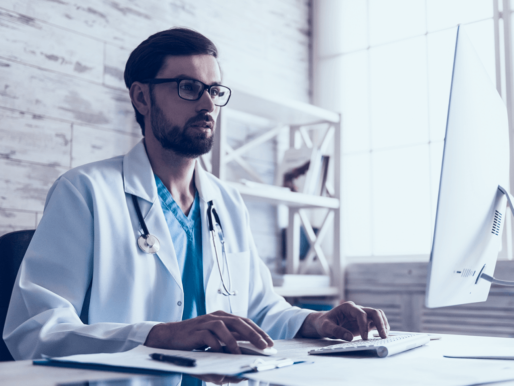 Doctor looking for HIPAA compliant email marketing software