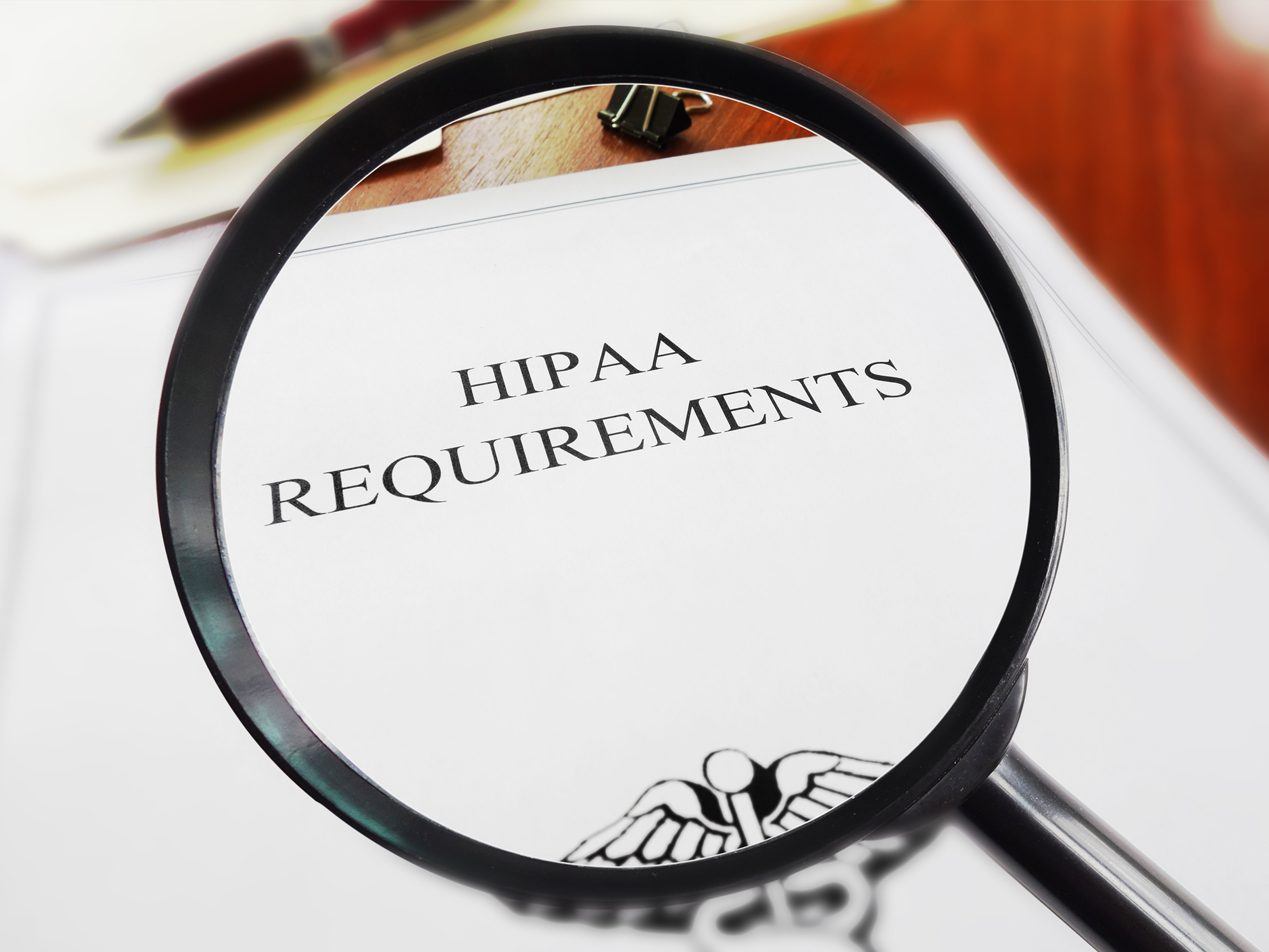 HIPAA requirements for PHI disclosure