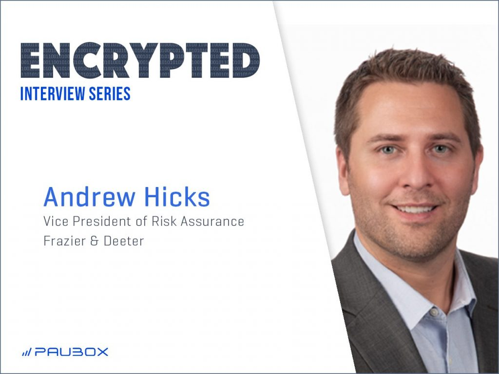 Andrew Hicks Encrypted Interview
