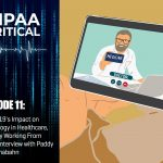 """11. Paddy Padmanabhan """"We're in a place where data is essentially driving healthcare decisions."""""""