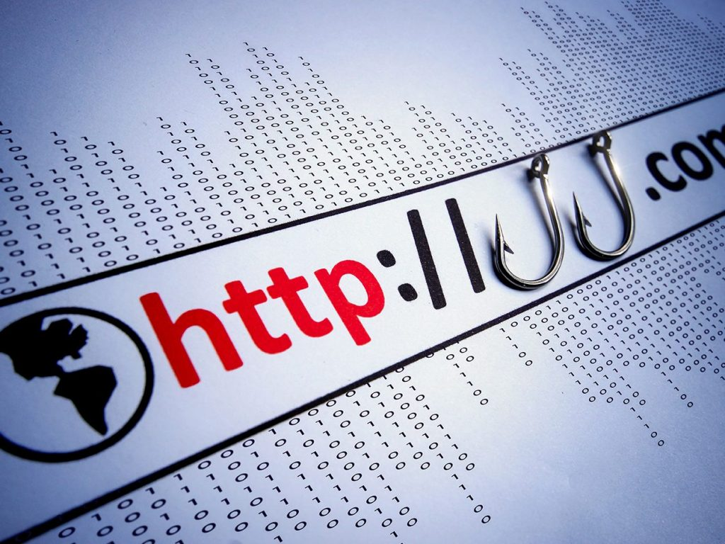 website phishing scams increase due to cornavirus