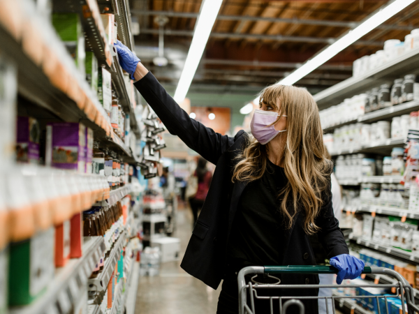 How to Shop Safely During the Coronavirus Outbreak - paubox