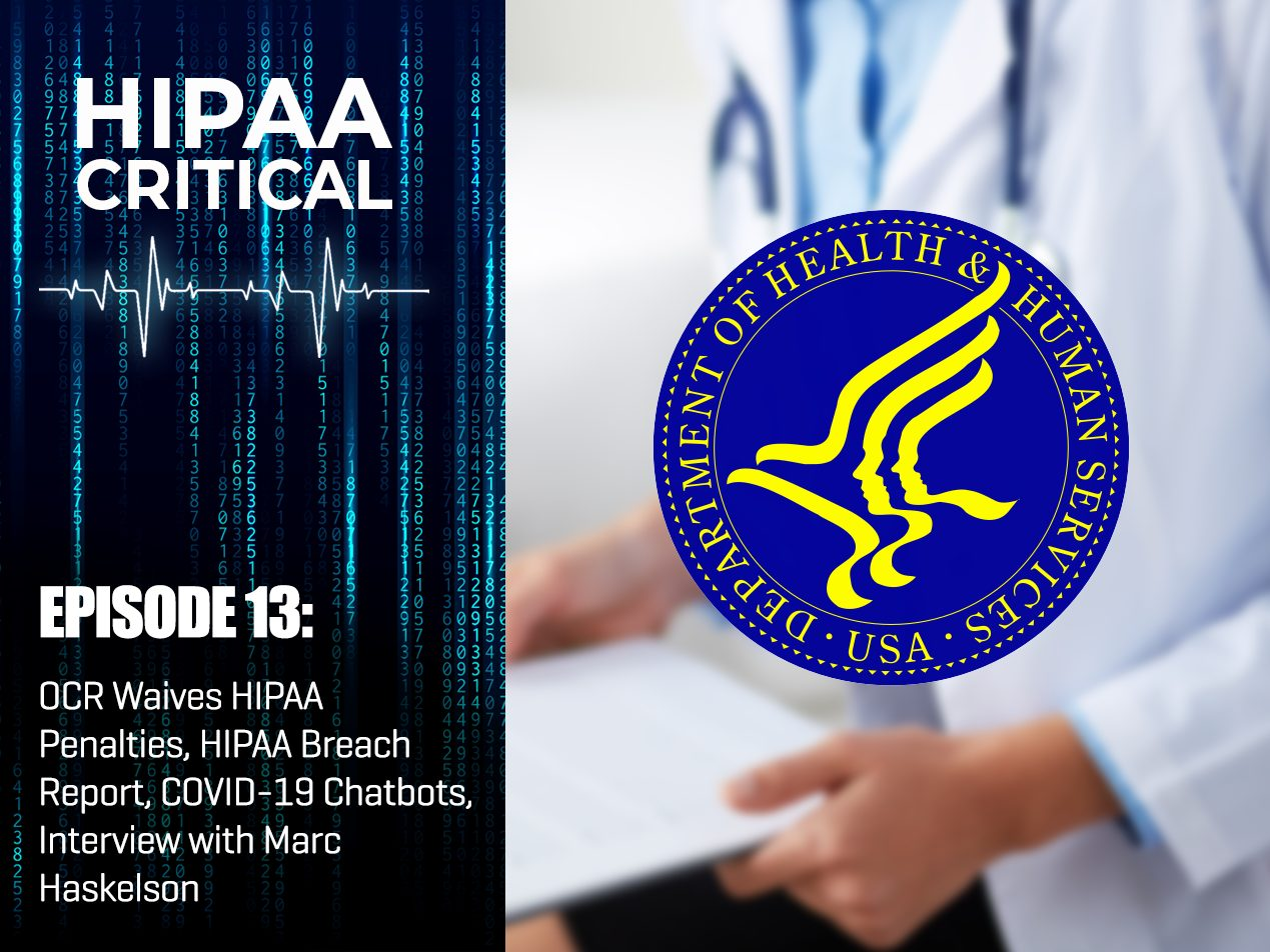 HIPAA Critical episode 13
