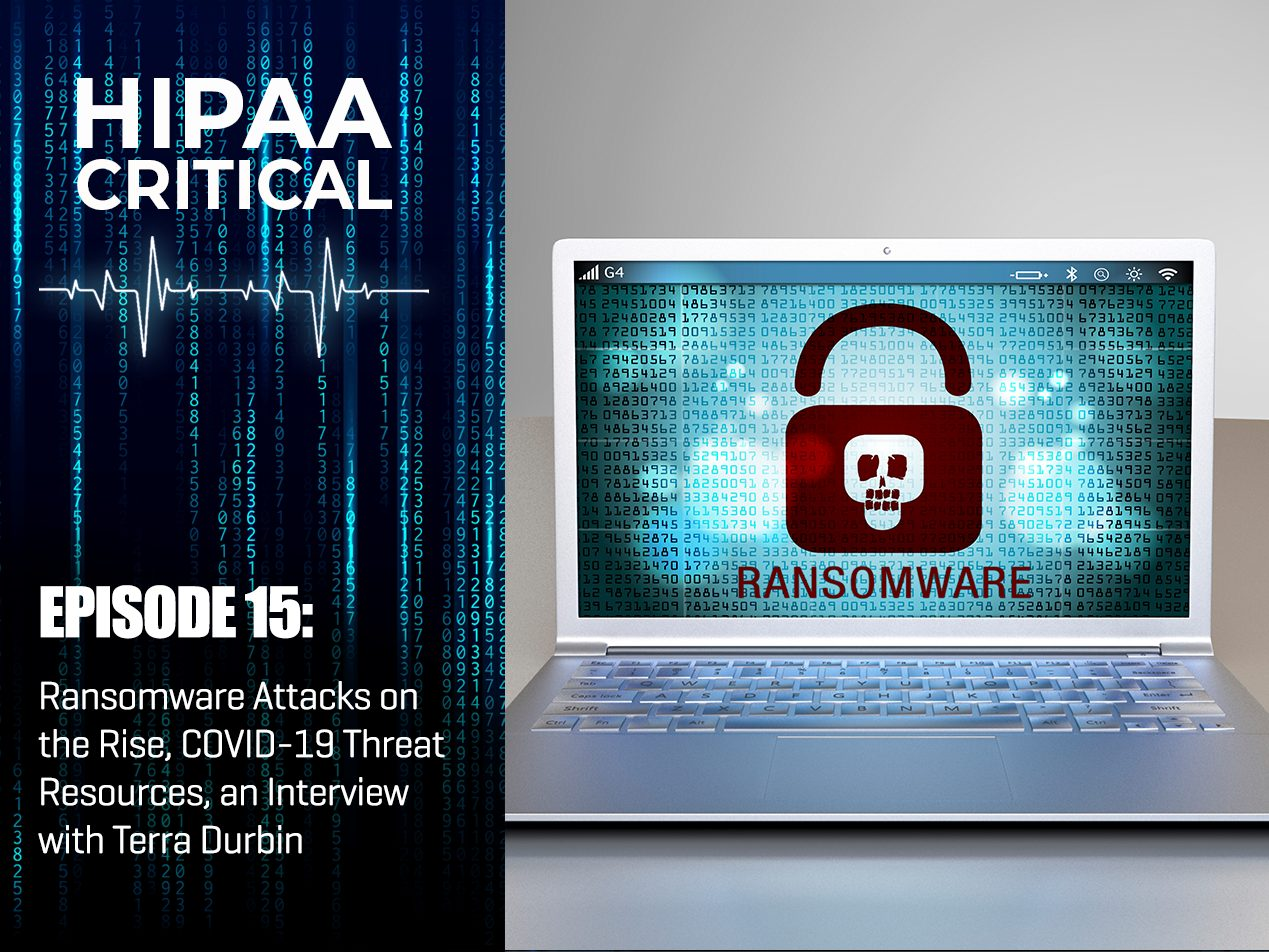 HIPAA Critical episode 15