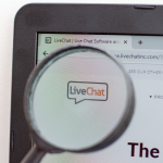 Is LiveChat a HIPAA compliant cloud service?
