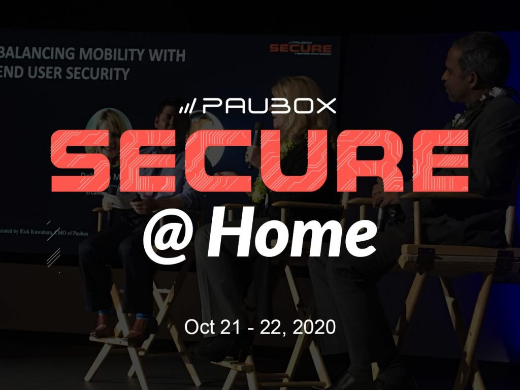 Paubox SECURE @ Home early registration now open