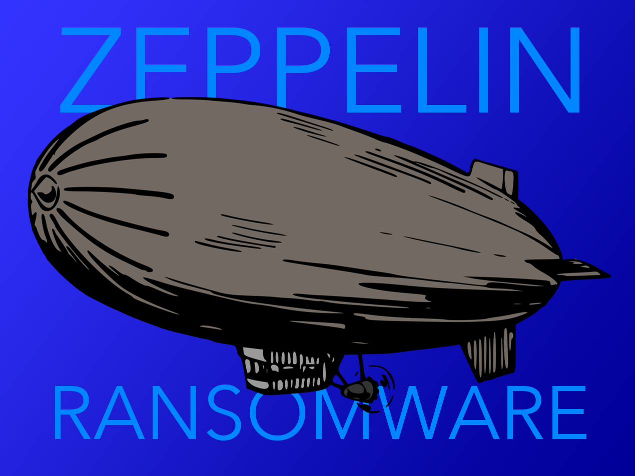 Zeppelin Ransomware Returns With Malicious Word Files