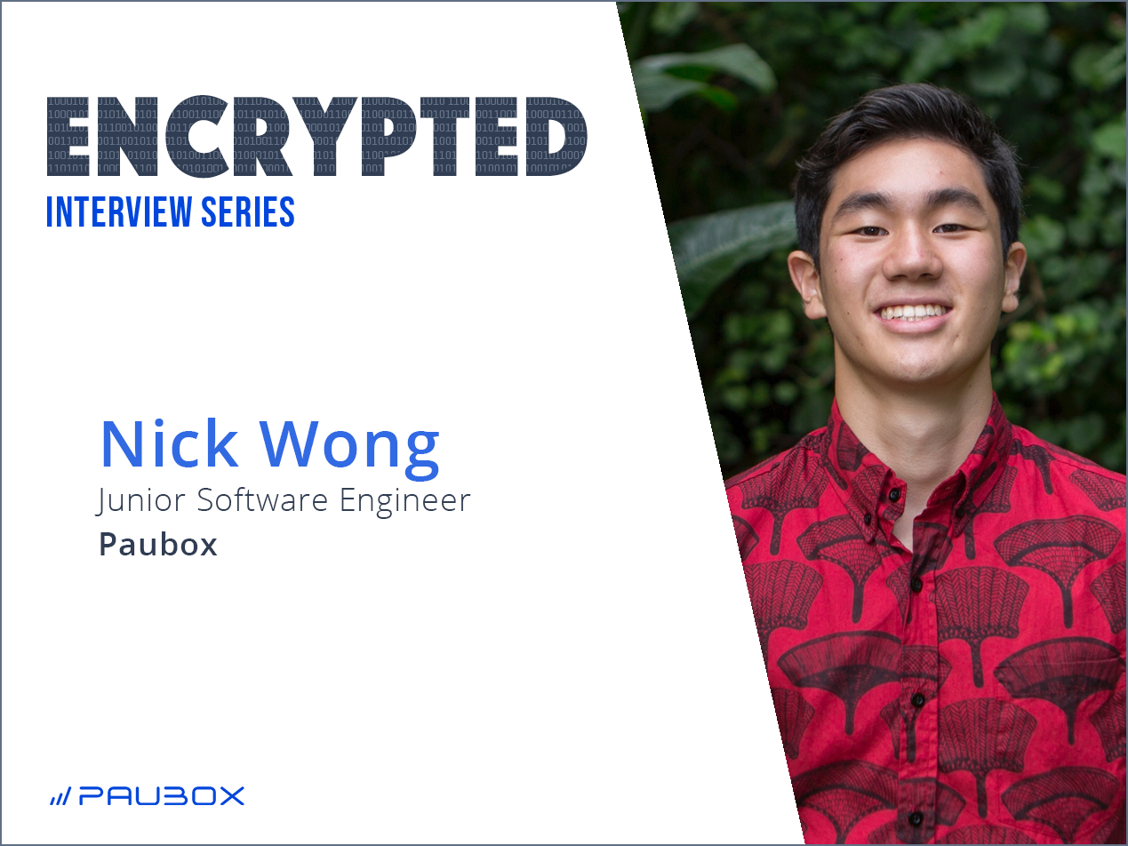 Encrypted-Interview-Series-Nick-Wong-Paubox