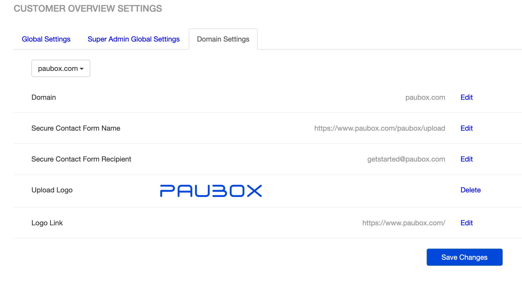 How to Use a Secure Contact Form with Paubox