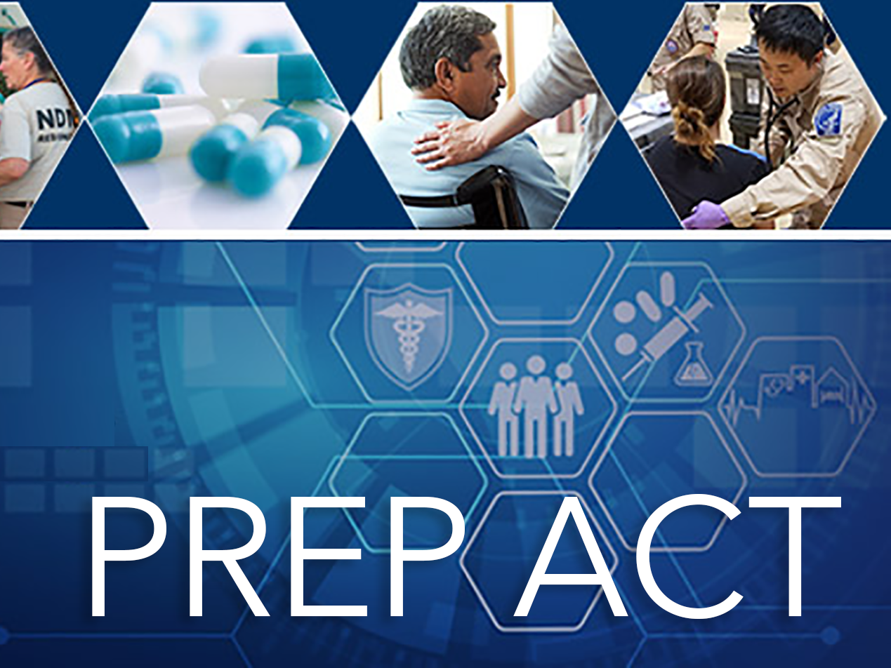 PREP Act Expands Support of Telehealth