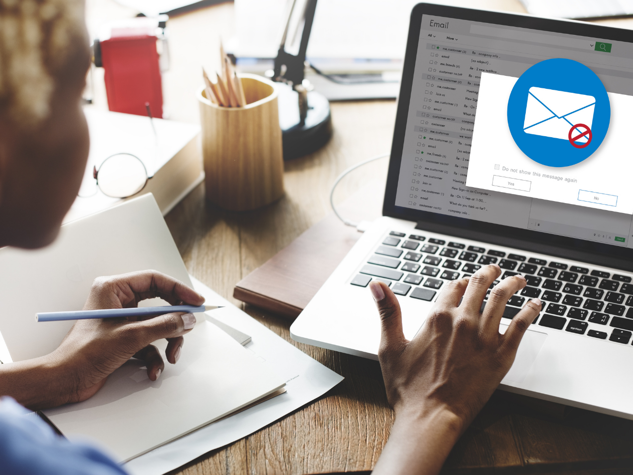 Are Email Warning Tags Effective?