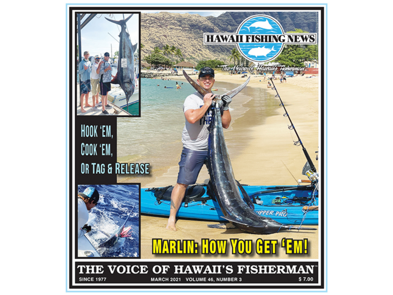 Kayak Fishing for Marlin: An Intimate, Bloody Battle | Hoala Greevy, Founder CEO, Paubox