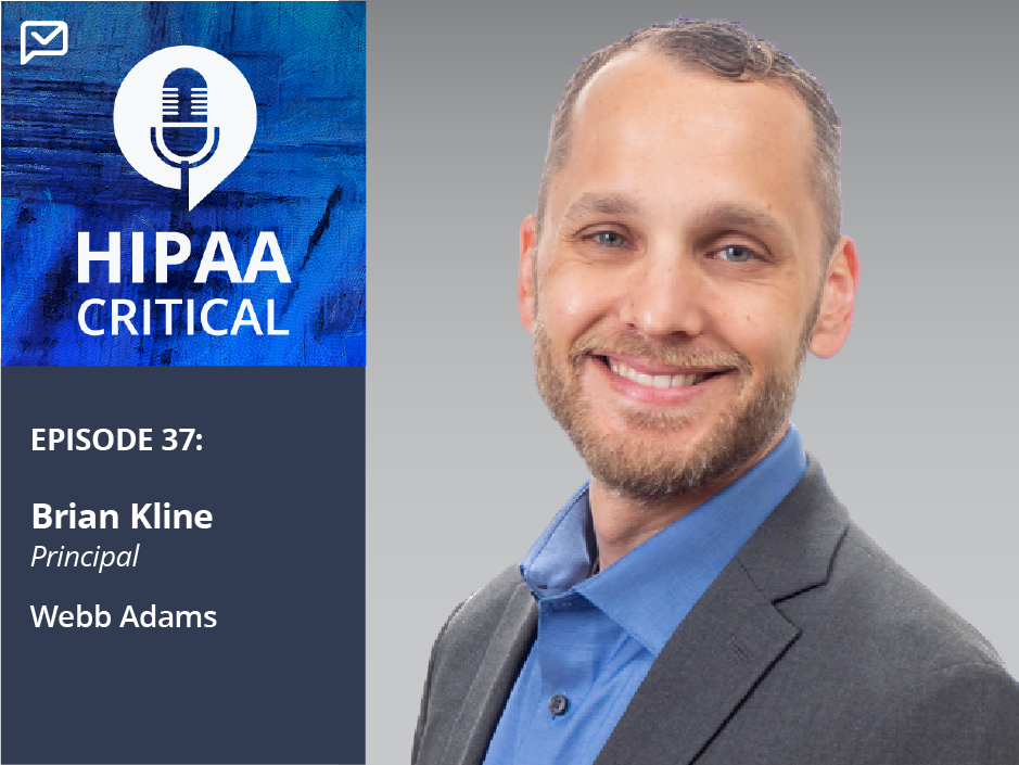 "37. Brian Kline ""Writing a Policy that Prohibits Sending Sensitive Information is Probably Not a Realistic Option"""