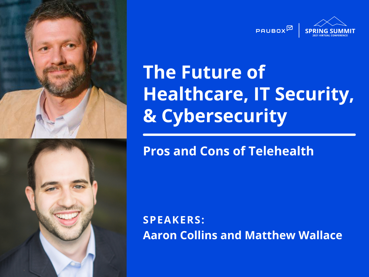 Aaron Collins and Matthew Wallace: Pros and cons of telehealth