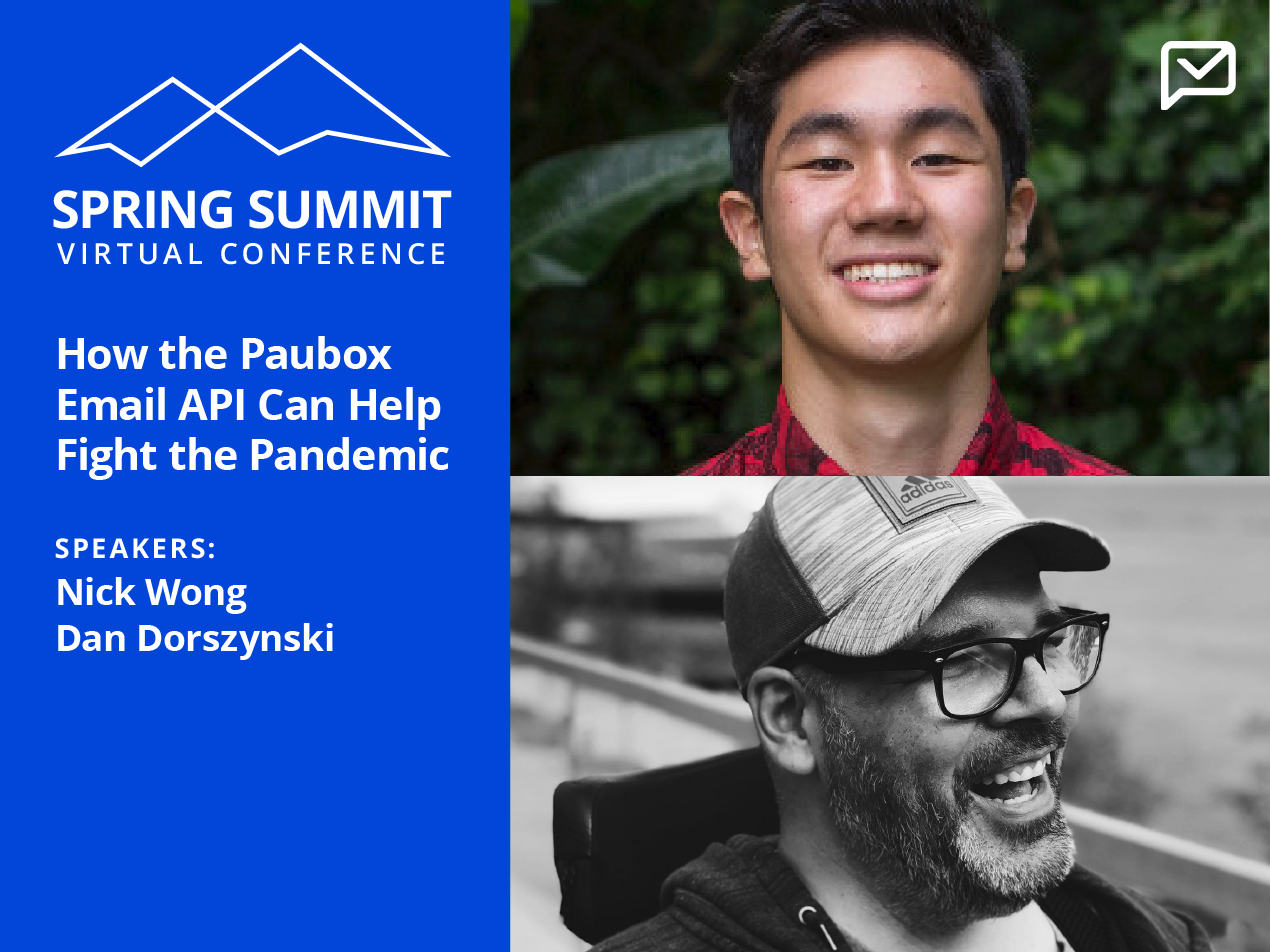 Paubox Spring Summit Recap: How the Paubox Email API Can Help Fight the Pandemic