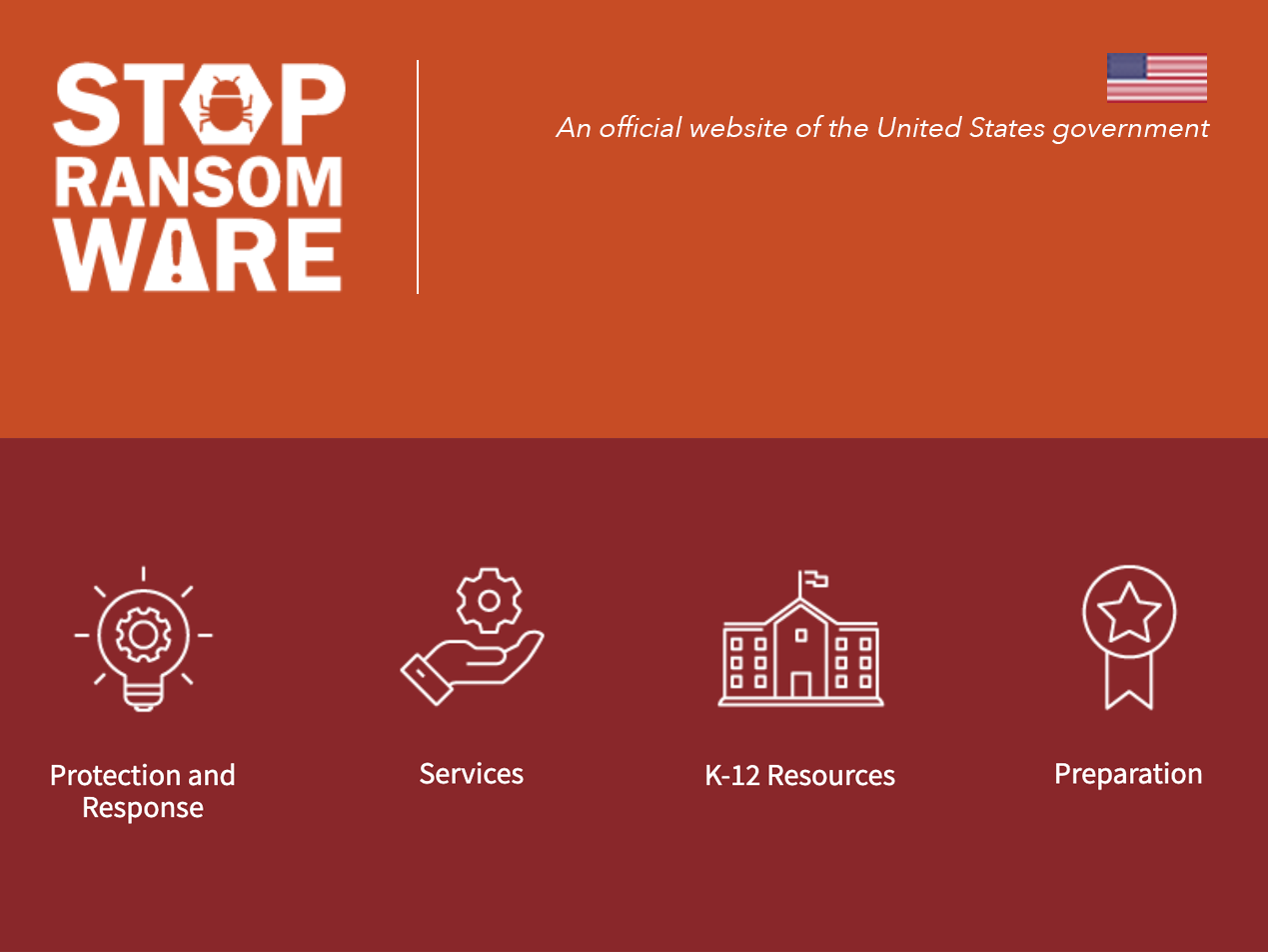 U.S. Launches One-Stop Ransomware Resource - Paubox